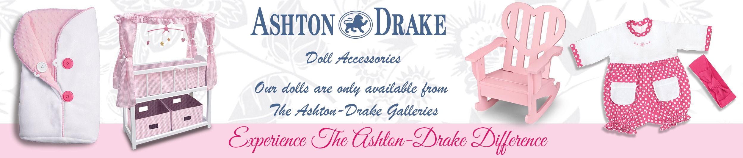 Ashton-Drake Doll Accessories