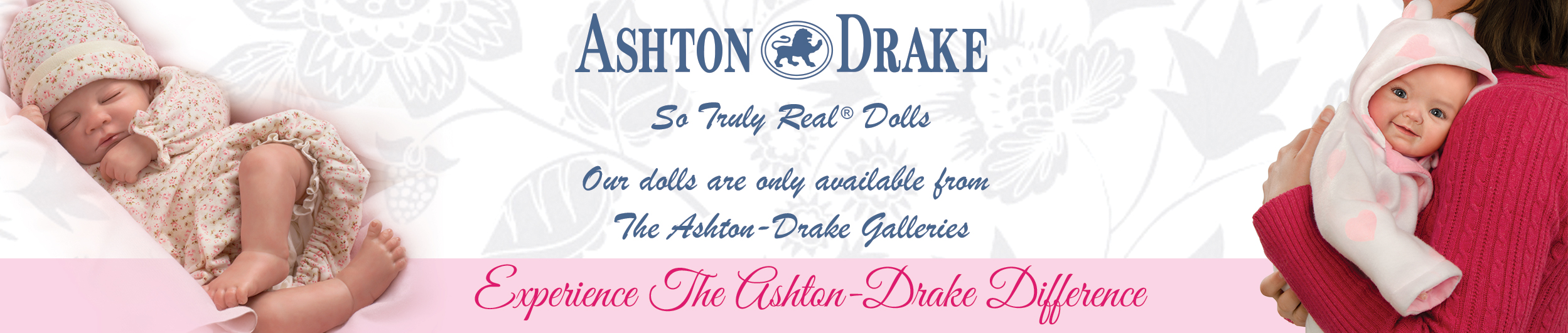 Ashton-Drake So Truly Real® Dolls