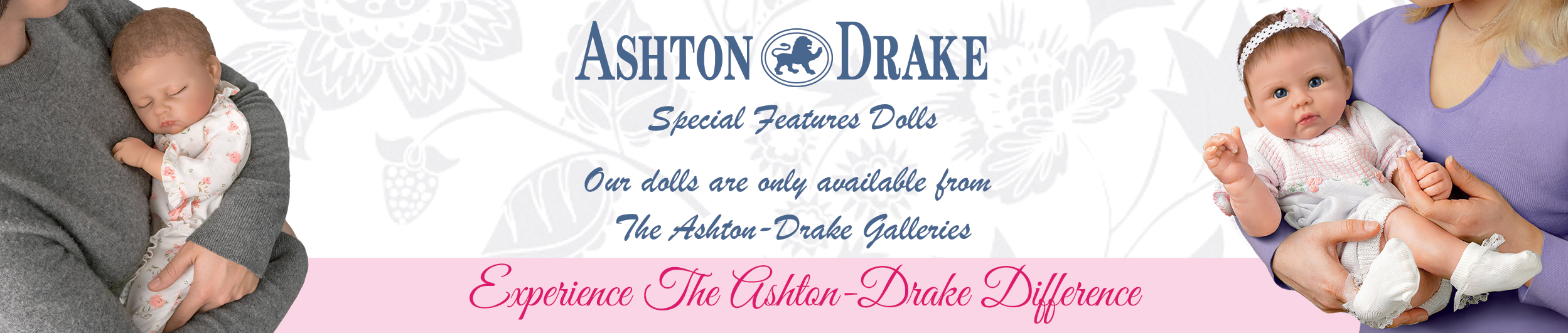 Ashton-Drake Special Features Dolls